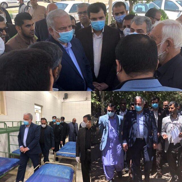 معتادان متجاهر در سیستان وبلوچستان جمع آوری می شوند