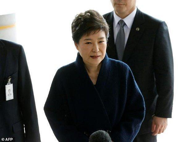 درخواست 35 حبس برای رئیس جمهوری سابق کره جنوبی