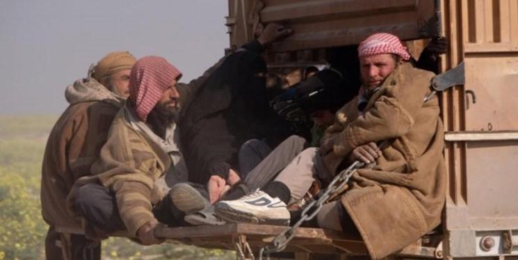 فرارچند داعشی از زندان تحت کنترل نیروهای مورد حمایت آمریکا در سوریه