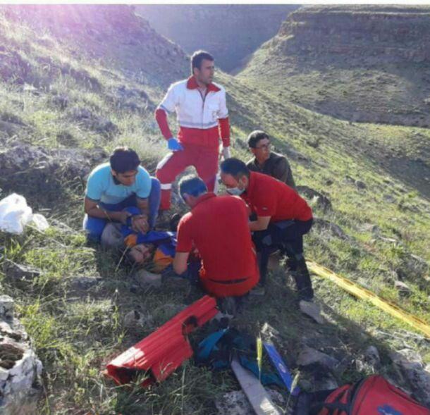 خبرنگاران مردی در ارتفاعات سبزوار جان باخت