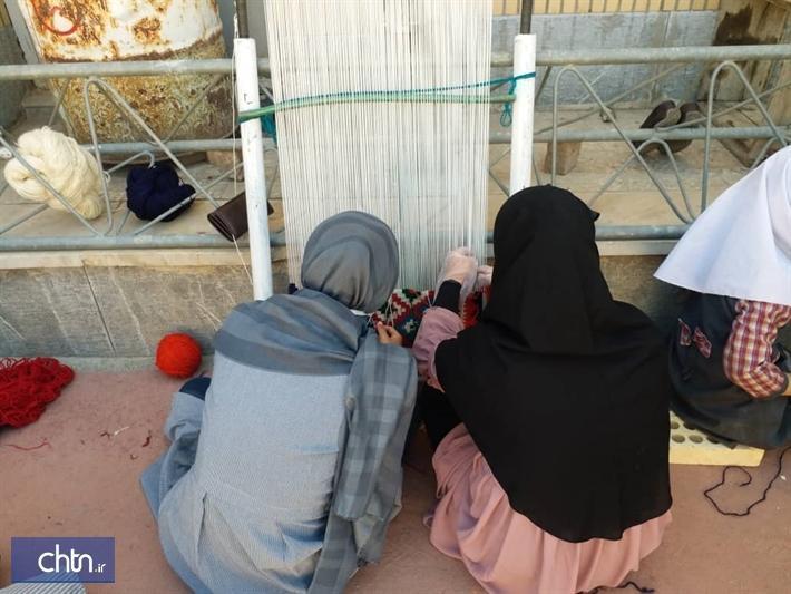 شروع دوره های آموزشی صنایع دستی در 4 شهرستان لرستان