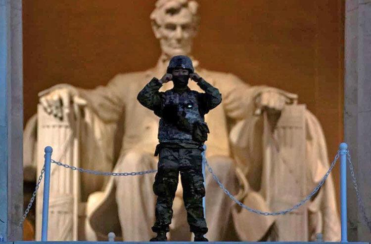 هشدار بایدن درباره جرزنی انتخاباتی ، ترامپ شکست را نپذیرد؛ ارتش مداخله می نماید