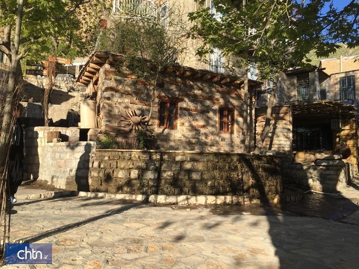 آسیاب آبی نوسود در کرمانشاه بازسازی شد