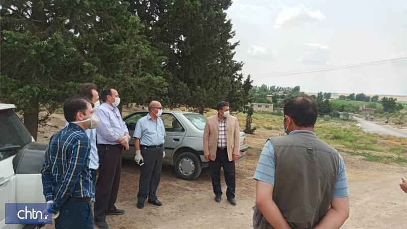 مقدمات تهیه طرح جامع منطقه نمونه گردشگری دریاچه شهرک مغان فراهم شد