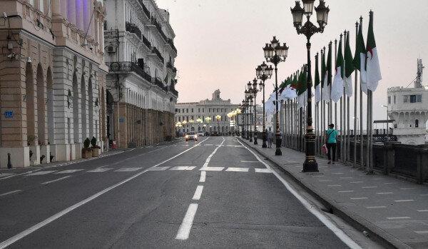 قرنطینه 29 استان در الجزایر تمدید شد