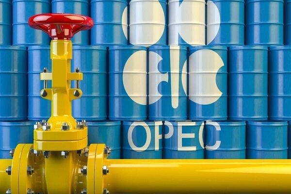 قیمت سبد نفتی اوپک از 45 دلار گذشت