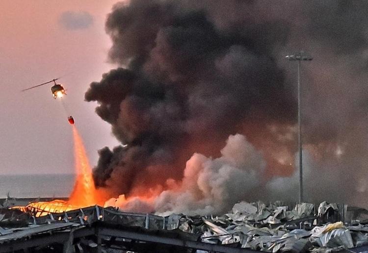 افزایش شمار بازداشتی های پرونده انفجار بیروت