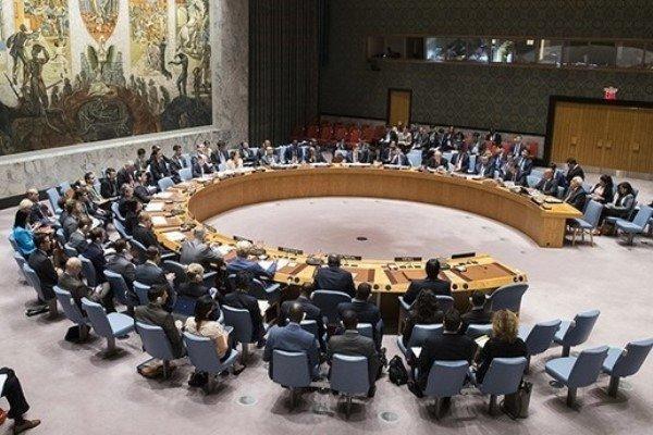 قطعنامه تمدید تحریم تسلیحاتی ایران رأی نیاورد
