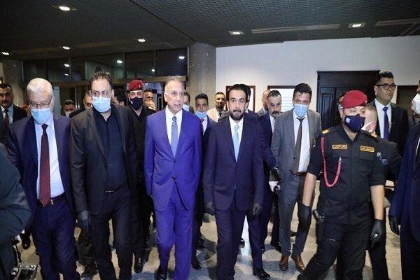 مجلس عراق میزبان الکاظمی خواهد بود