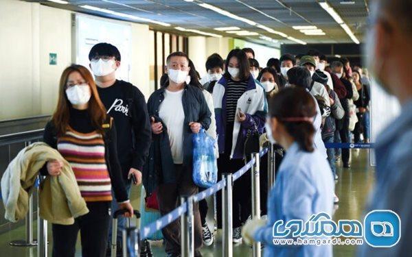 اعلام اضافه شدن ماسک به لباس مسافران