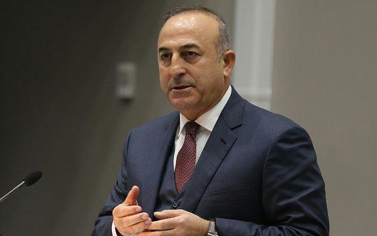چاووش اوغلو ارمنستان را به نقض آتش بس متهم کرد