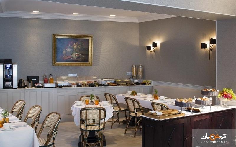 هتل منج از هتل های 4 ستاره شهر پاریس ، عکس