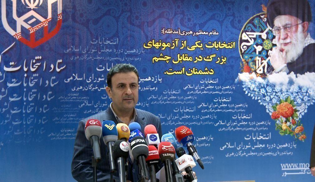 خبرنگاران نتیجه نهایی انتخابات 8 حوزه انتخابی تعیین شد