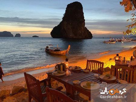 رستوران گراتو؛ رستورانی متفاوت در ساحل زیبای تایلند، تصاویر