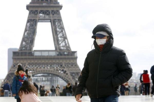 ابتلای بیش از 35 هزار نفر به کووید-19 در فرانسه
