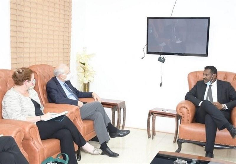 مذاکرات فرستاده ویژه آمریکا با مقامات سودانی