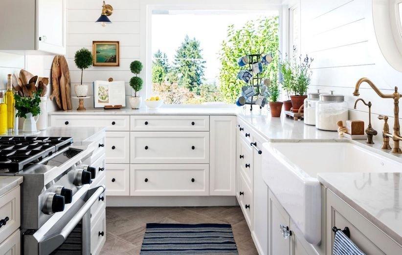تمیز کردن کابینت آشپزخانه، در 10 مرحله سریع و آسان