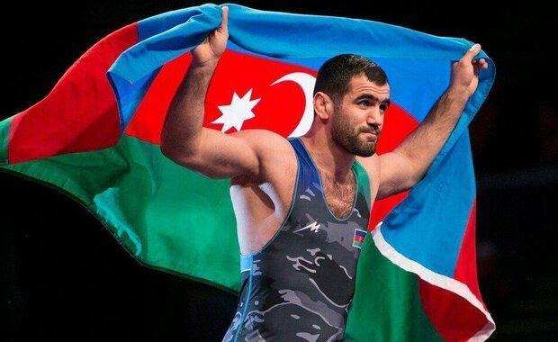 خداحافظی ستاره کشتی آذربایجان از دنیای قهرمانی