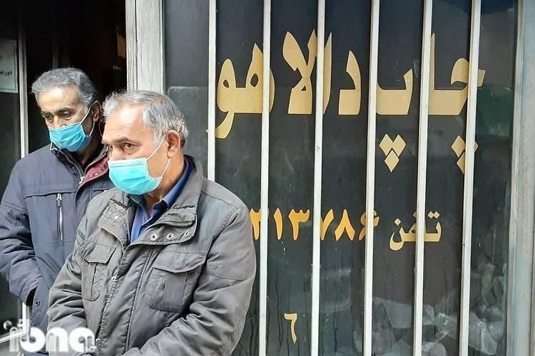 جزئیات جدید آتش سوزی در چاپخانه دالاهو، خسارت دو میلیارد و 500 میلیونی