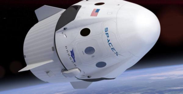 تعویق فرود اسپیس دراگون به زمین