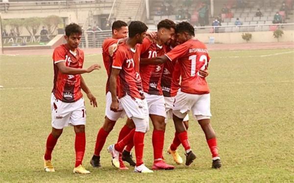 لیگ برتر بنگلادش؛ باشوندارا با مدافع ایرانی صدرنشین ماند