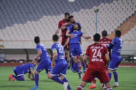 پیروزی سخت استقلال مقابل نساجی ، انتقام فکری از تیم سابق!