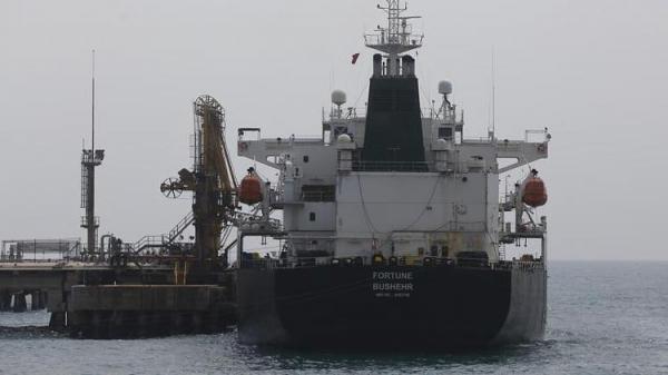 آمریکا ده ها میلیون دلار بنزین ایران را فروخت