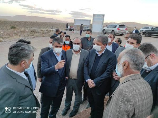 بخش زیادی از محور کرمان-راور-دیهوک تا خاتمه دولت دوازدهم بهره برداری می شود