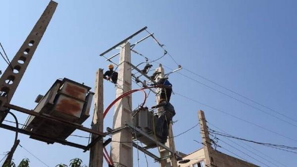 خبرنگاران شرکت توزیع برق تبریز 190 میلیارد تومان طرح بهره برداری کرد