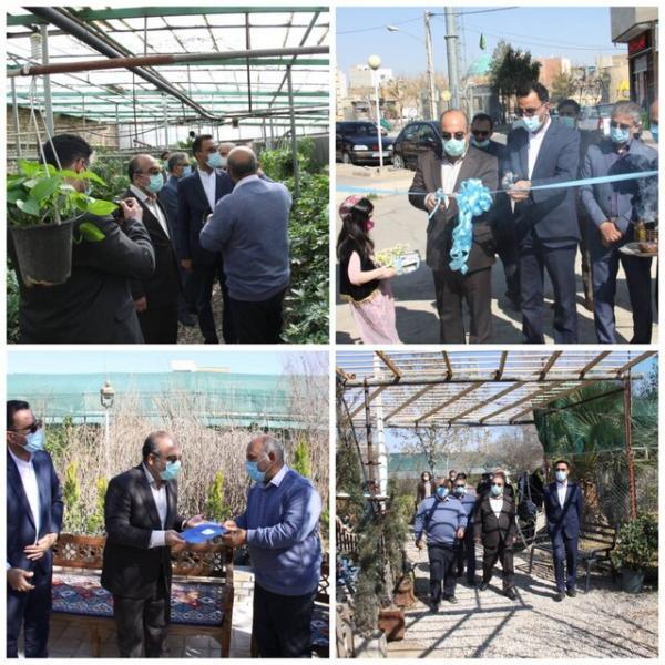 افتتاح اولین طرح گردشگری کشاورزی در سمنان، بهره برداری از 3 پروژه گردشگری