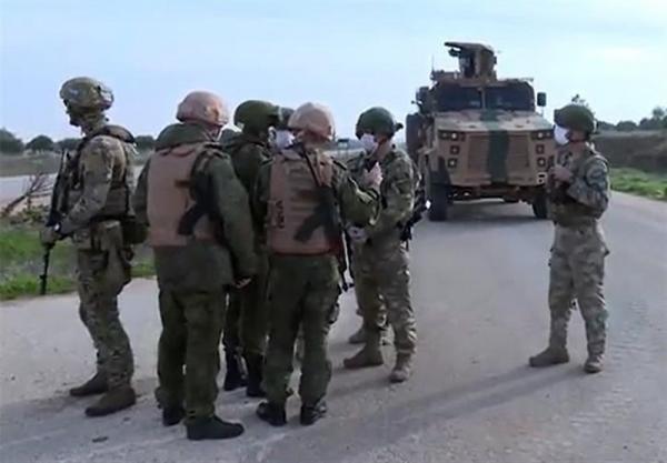 توافق روسیه و ترکیه درباره فعالیت چند ایستگاه کنترل تردد در سوریه