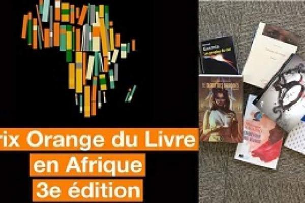 نامزدهای نهایی جایزه کتاب اورنج قاره افریقا در سال 2021