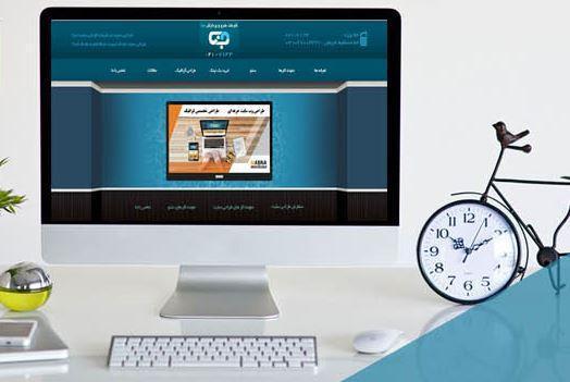 طراحی سایت سئو محور با قیمت مناسب : طراحی سایت مبنا