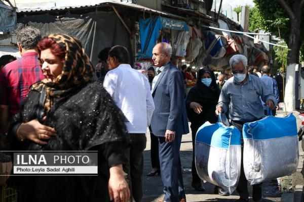 (تصاویر) مولوی در یک روز سیاه کرونایی