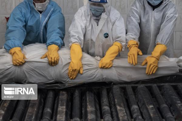 خبرنگاران رکورد فوتی های کرونا از زمان شیوع این ویروس در قزوین شکسته شد