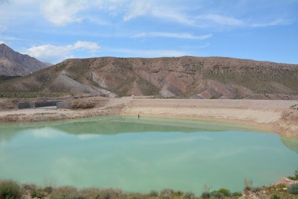 خبرنگاران پنج میلیون متر مکعب به ظرفیت آبخیزداری استان مرکزی افزوده شد