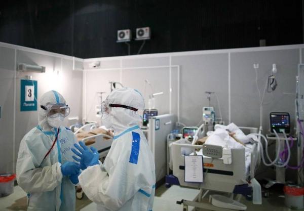 درمان 4 میلیون و 600 هزار فرد مبتلا به کرونا در روسیه