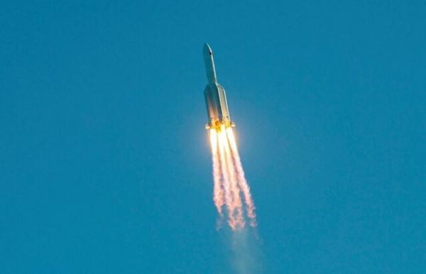 موشک 21 تنی چین شنبه وارد جو زمین می گردد