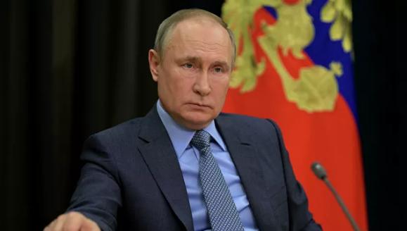 پوتین طرح خروج روسیه از پیمان آسمان های باز را به مجلس ارائه کرد