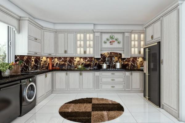 مقاله: انواع کابینت آشپزخانه در عملیات بازسازی