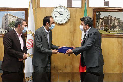 رئیس جدید اداره کل نظام های پرداخت بانک ملی ایران معارفه شد