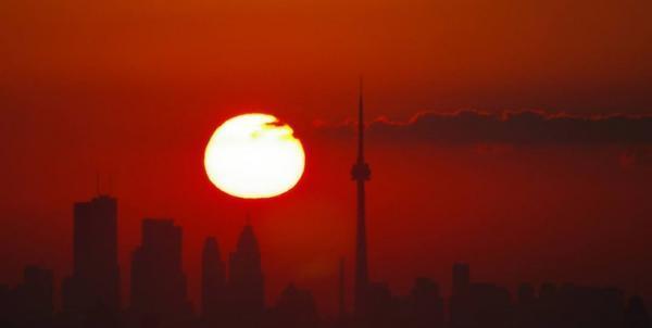 تور کانادا: موج گرما در آمریکا و کانادا ده ها تلفات بر جا گذاشت
