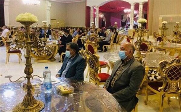 پایکوبی دلتای هندی در جشن های عروسی!