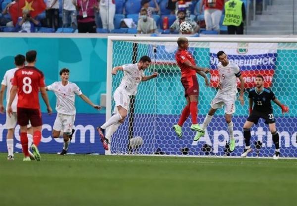 یورو 2020، تصاویر منتخب از صعود اسپانیا به نیمه نهایی