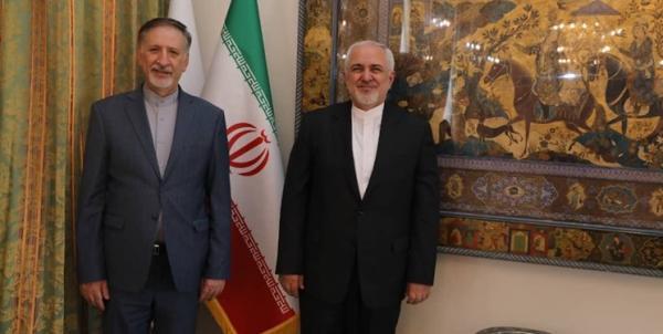 محسن بهاروند سفیر تازه ایران در لندن یکشنبه وارد محل ماموریت می گردد