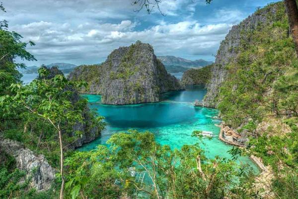همه چیز درباره جاذبه های پالاوان فیلیپین، عکس