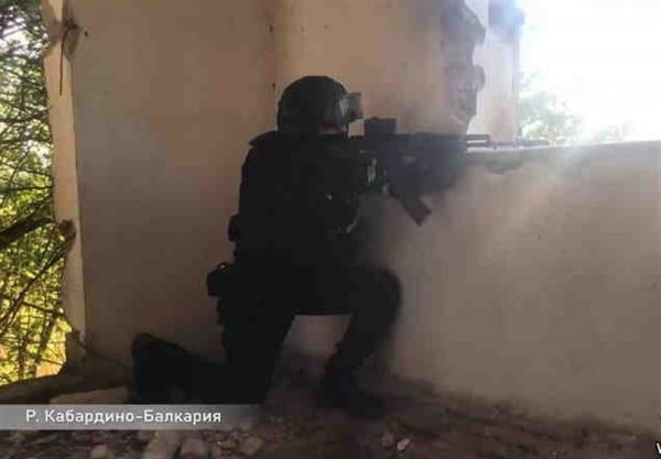 جلوگیری از وقوع چند حمله تروریستی از طریق داعش در روسیه