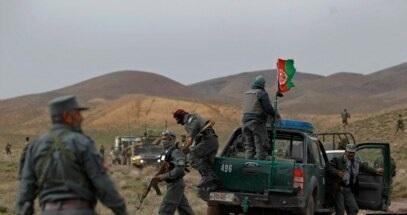 ادامه دست به دست شدن شهرستان ها در افغانستان