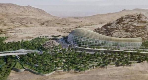 باغ گیاه شناسی عمان طرحی تازه برای جذب گردشگری