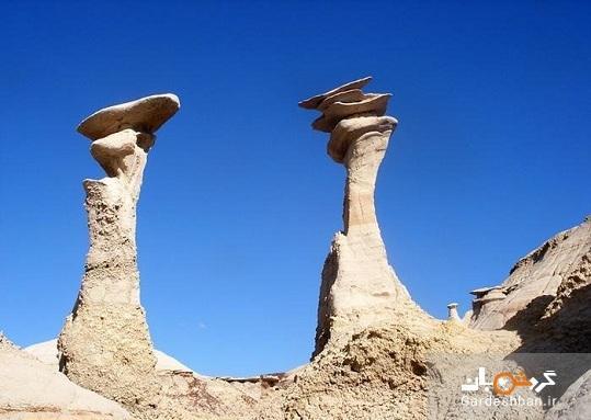 تور مکزیک: بیابان بیستی بدلندز؛ موزه طبیعت در نیومکزیکو!